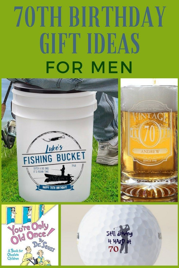 Our List Of 70th Birthday Gift Ideas For Men Will Help You Find The Perfect Present Any 70 Year Old Man