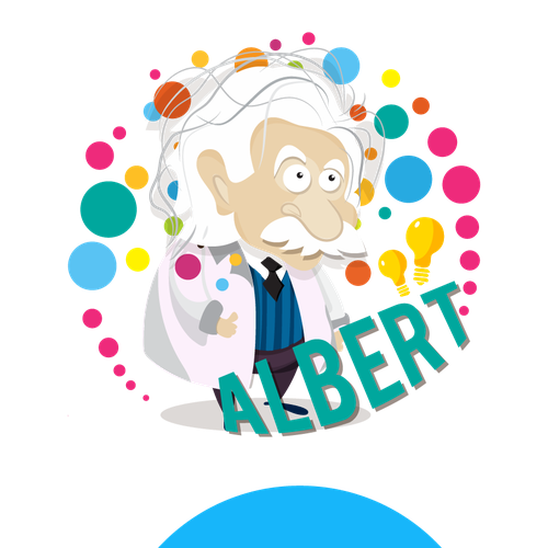 Albert Design A Logo Inspired By Albert Einstein We Are In The Insurance Business But It Is A Lo Personal Logo Design Logo Design Feminine Logo Design Trends