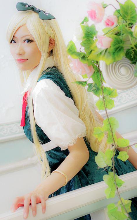 chiguwakasan(ちぐ若) Sonia Nevermind Cosplay Photo ...