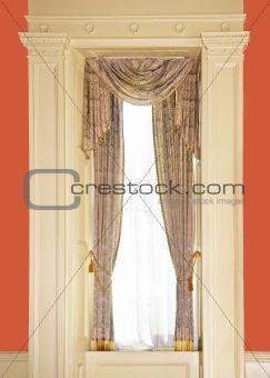 Image 1080379 Dressed Window From Crestock Stock Photos
