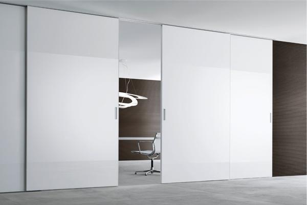 Verrière de cuisine, porte entièrement vitrée - Verrières d