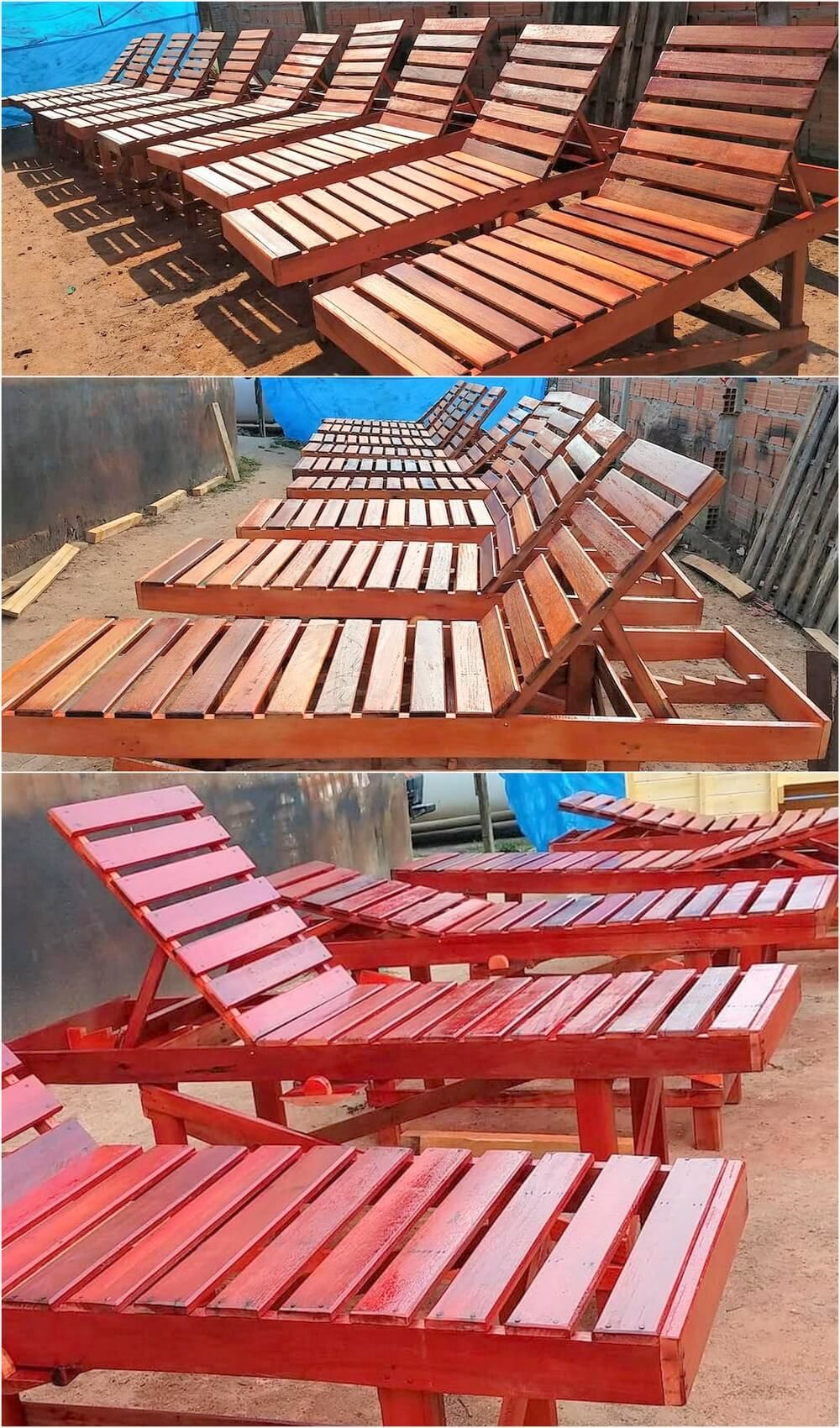 Creative And Usable DIY Wood Pallet Ideas | Recycled ...