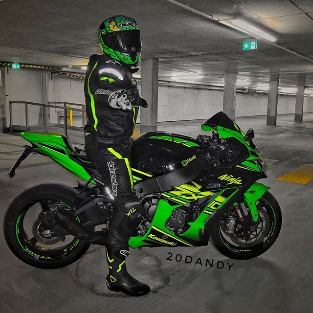 Every Step I Take Everywhere I Go Kawasaki Ninja Zx10r 20