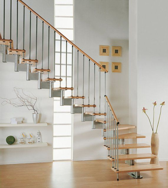 Adjusted Staircase   Amble Products Made In China, China Manufacturer. Wood  Step And Steel Railing Steel Stringer Contact Us For More Informations.