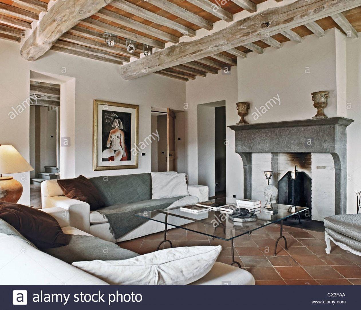6 Wohnzimmer Mit Terrakotta Fliesen in 6  Einrichtungsideen
