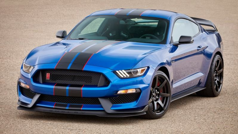 2017 Ford Mustang Shelby Gt350 Review With Images Mustang