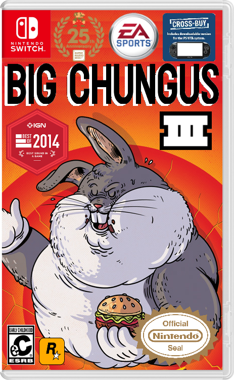 Big Chungus 3 Dankmemes Jubilee Ii Funny Memes Memes E Tumblr