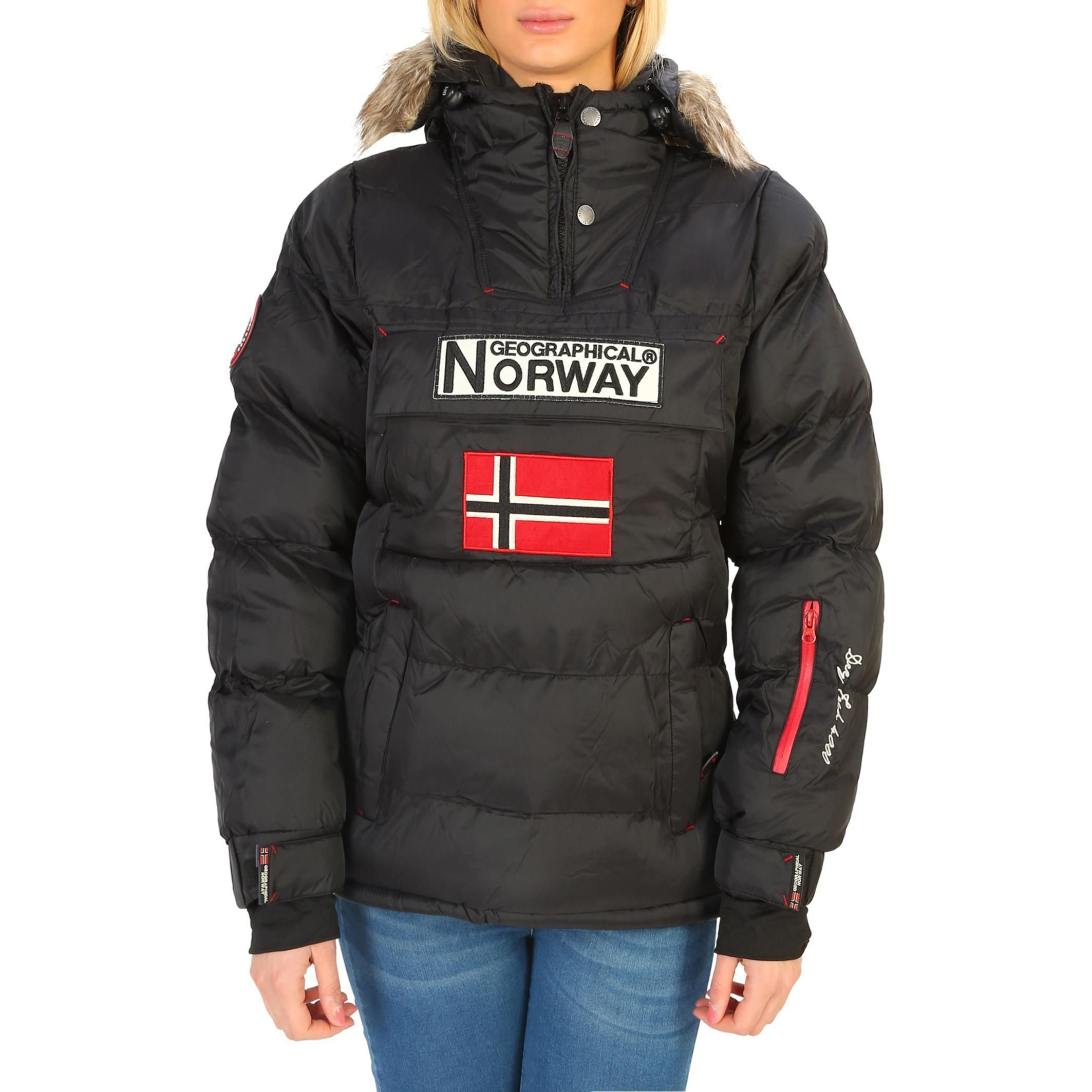 Geographical Norway Girl BOOMERA Parka