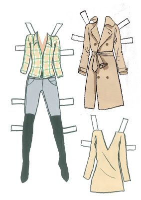 Kate Moss soyons-suave: paperdolls