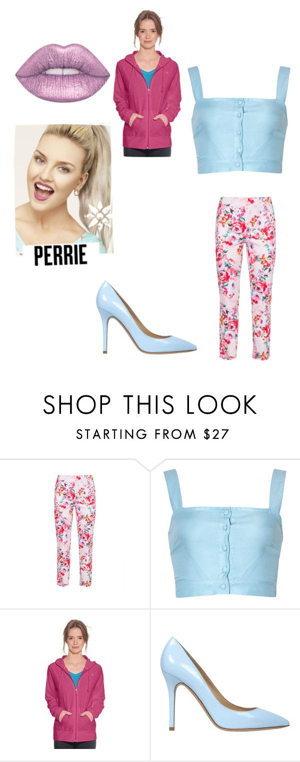 """""""Perrie Edwards"""" by mixer177 on Polyvore featuring Vincenzo Allocca, Champion and Semilla"""
