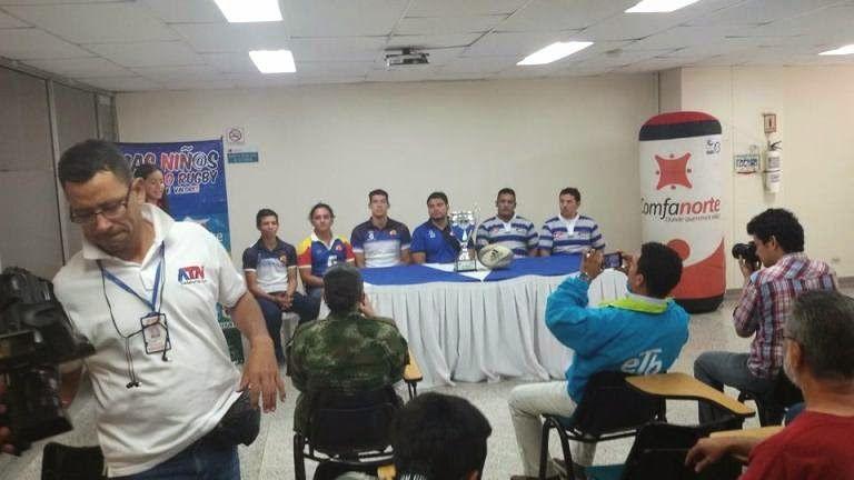 Noticias de Cúcuta: NORTE DE SANTANDER VIVE EL RUGBY