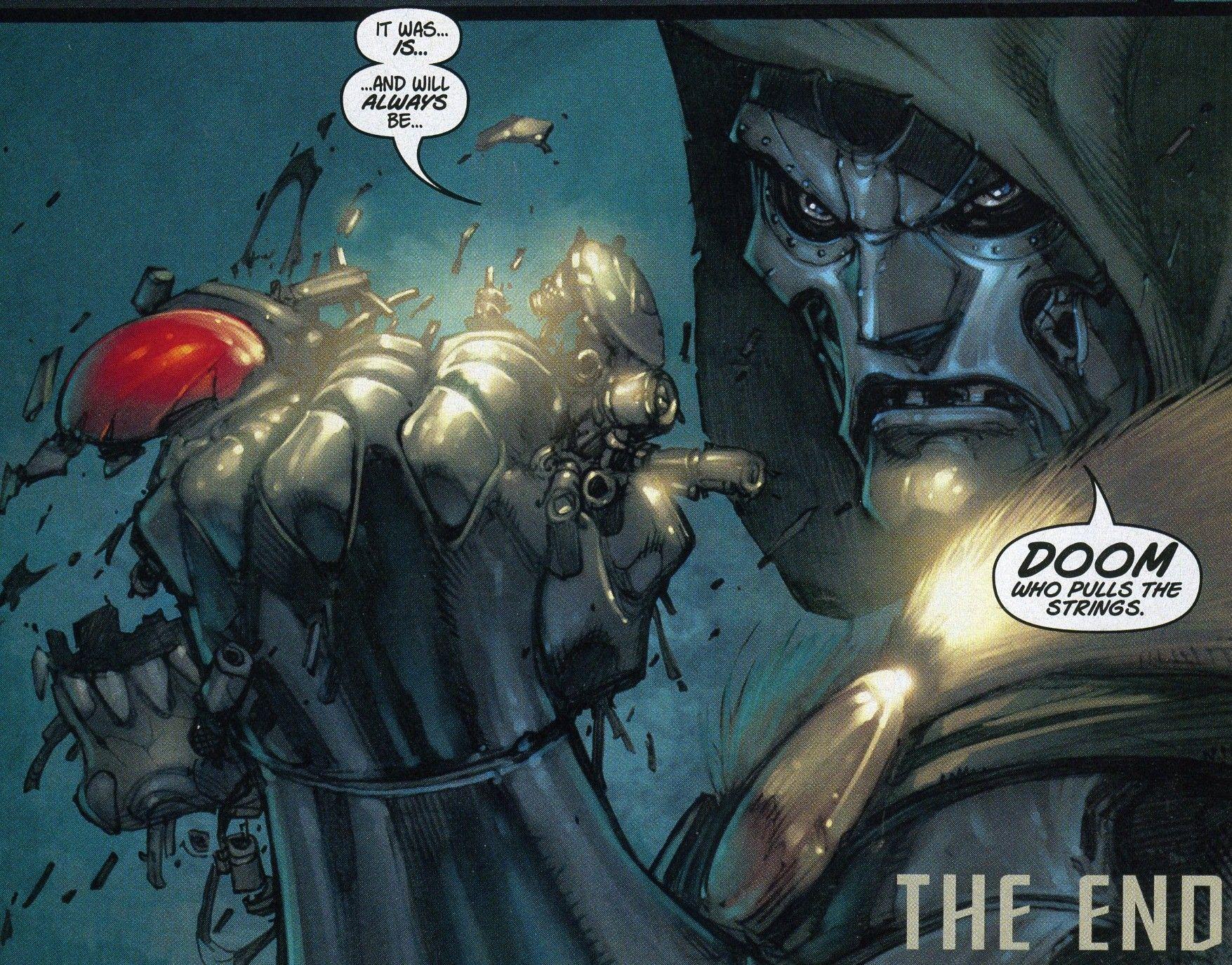12 best Doctor Doom. images on Pinterest