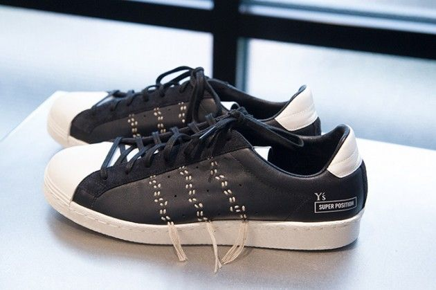 683634634a Ys by Yohji Yamamoto x adidas Super Position Sneaker - Highsnobiety