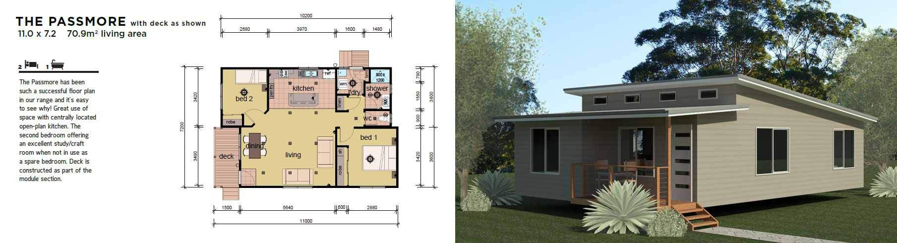 2 Bedroom Modular Home Floor Plan Particular Home Decoration Interior House Designer