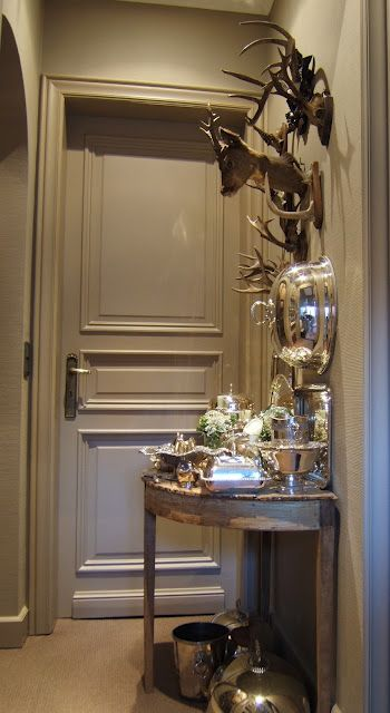 An Elegant Vignette English Style Pinterest
