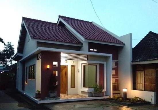 Model Rumah Terbaru Atap Pelana Rumah Home Fashion Rumah Baru