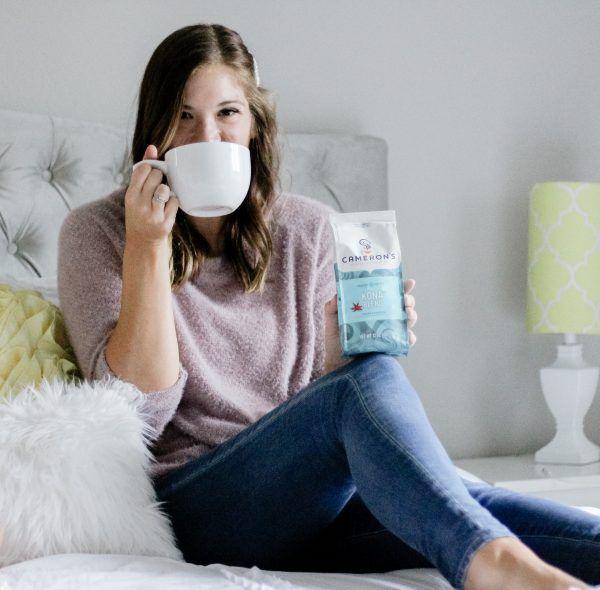 Make At Home Honey Lavender Latte!