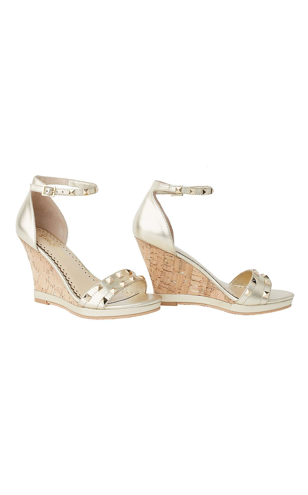 e2b7321602f LILLY PULITZER SYDNEY WEDGE. #lillypulitzer #shoes #   Lilly ...