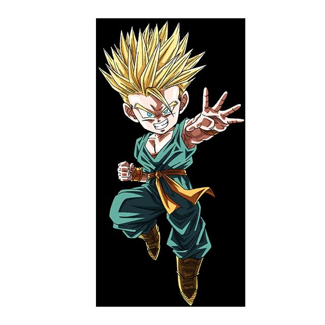 Kid Trunks Ssj Render Sdbh World Mission By Maxiuchiha22 Dragon Ball Super Manga Dragon Ball Artwork Anime Dragon Ball Super