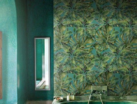 Amazon Rainforest removable wallpaper | Removable ...