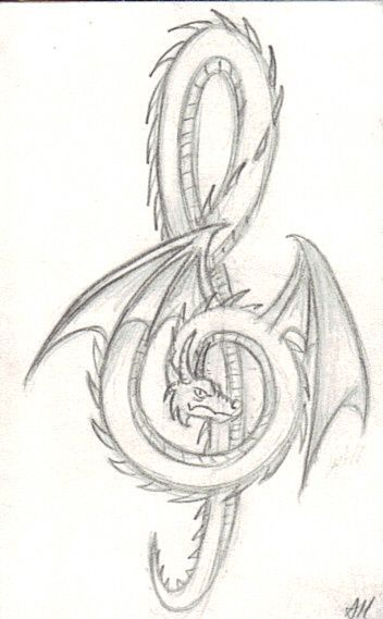 Photo of Yes, YeS, YES! DRAGON. TREBLE. TATTOO,  #Dragon #tattoo #TREBLE #tribaldragontattooink