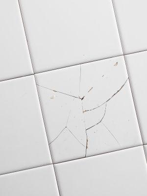 cracked tiles cracked tile repair