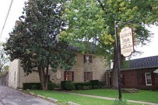Jailer's Inn - a haunted B&B in Bardstown, KY on the Bourbon trail