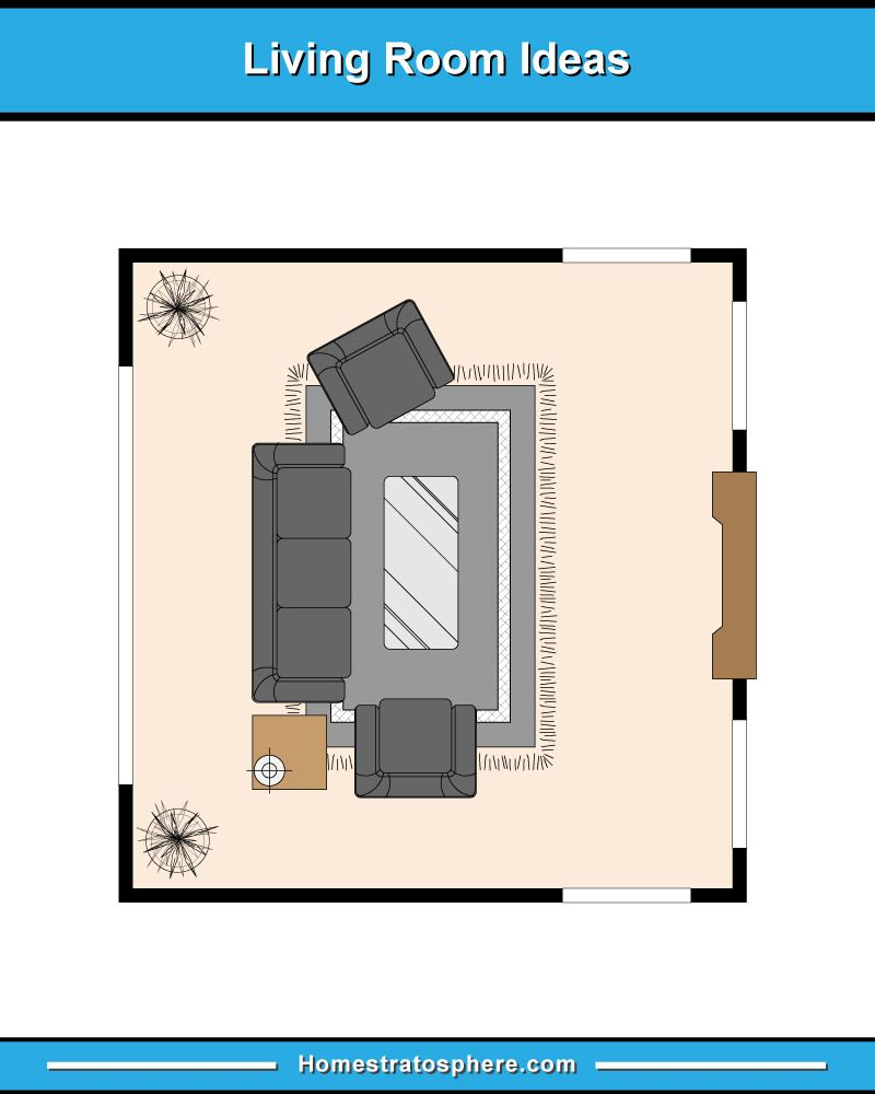 13 Living Room Furniture Layout Examples Floor Plan Illustrations Living Room Floor Plans Living Room Furniture Layout Livingroom Layout