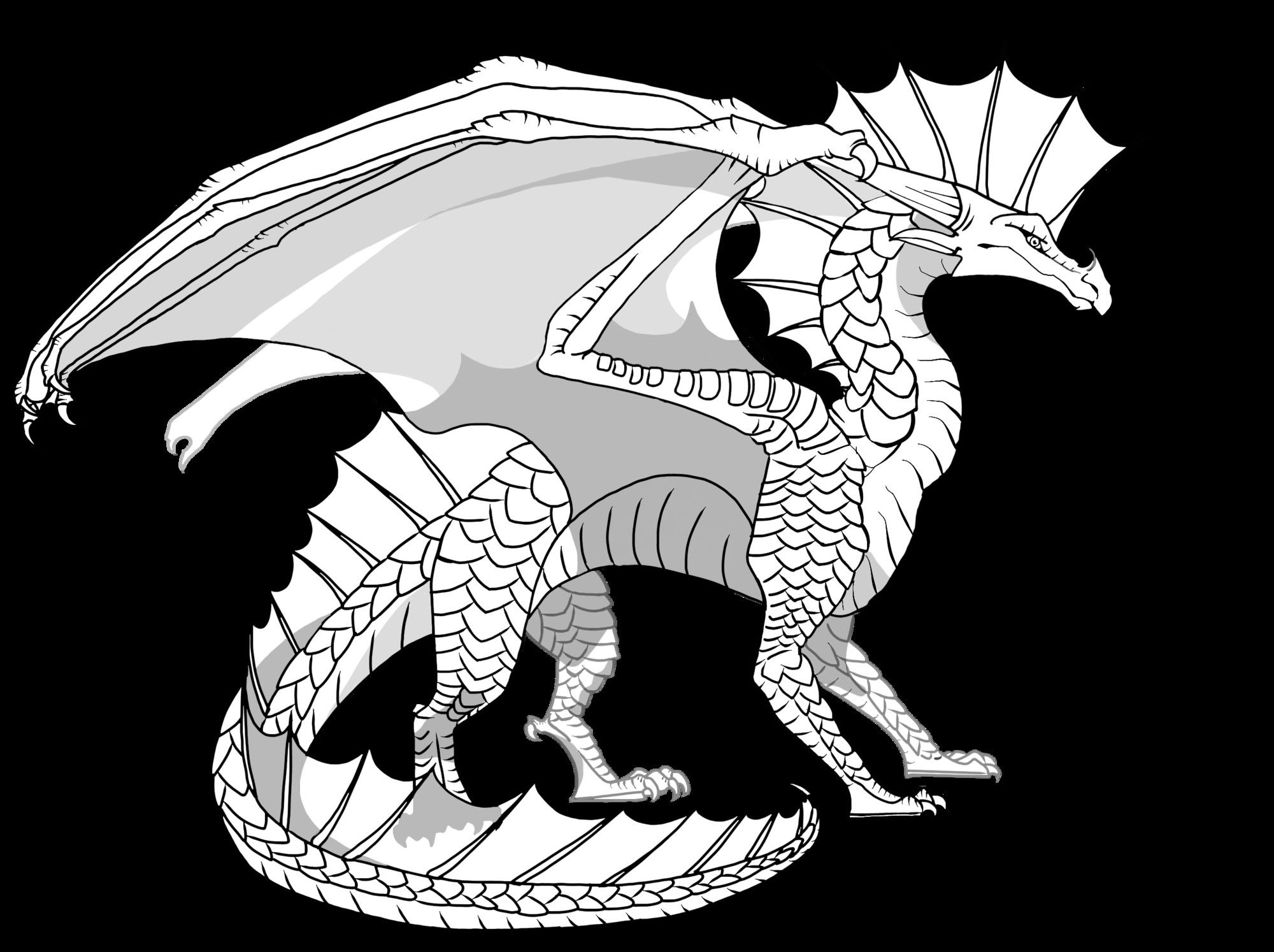 Wings Of Fire Coloring Pages Coloring Pages Wings Of Fire Coloring