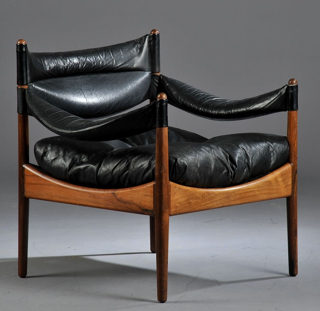 Kristian Solmer Vedel, Modus Easy Chair, 1960s. | Poltrona