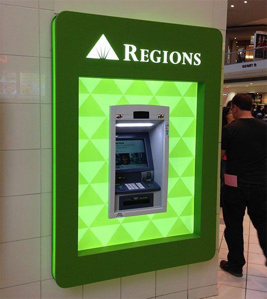 regions bank atm surround