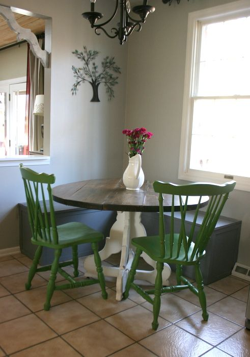 How to Build A Round Table Top • Roots & Wings Furniture LLC #roundtabledecor