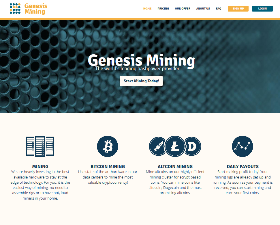 How Many Bitcoins Will I Get From Genesis Mining Promising Altcoins
