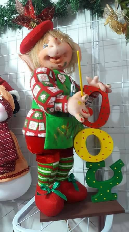 Duende mu ecos country pinterest duendes navidad y for Gnomos navidenos