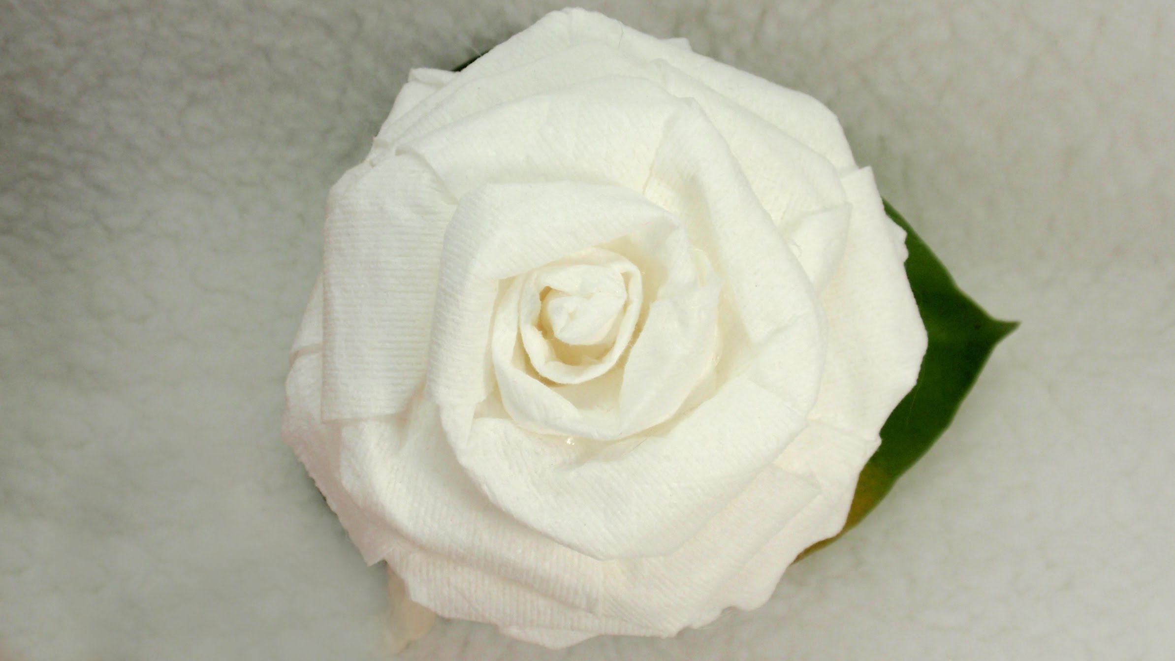 Make Toilet Paper Flowers Gallery - Flower Decoration Ideas
