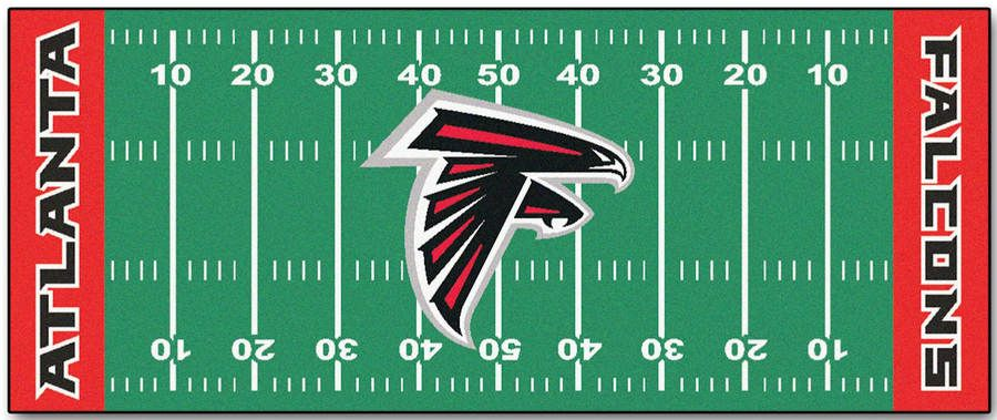 Image Result For Falcons Football Field Football Field Nfl Football Field Nfl Teams Logos