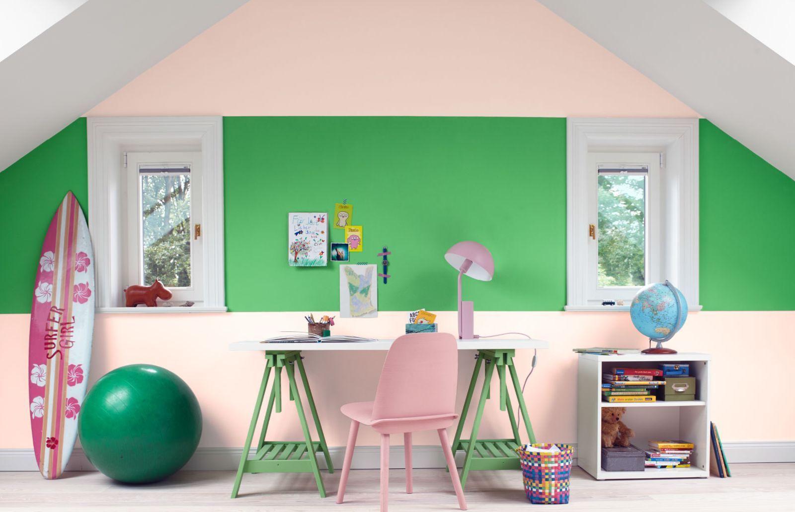 Alpina Farbenfreunde 2 5 L Kinderzimmer Farben Keine Weichmacher