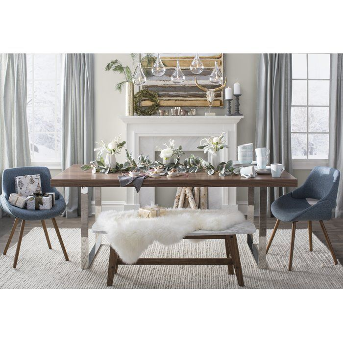 Aird Upholstered Dining Chair | Latest kitchen designs ...
