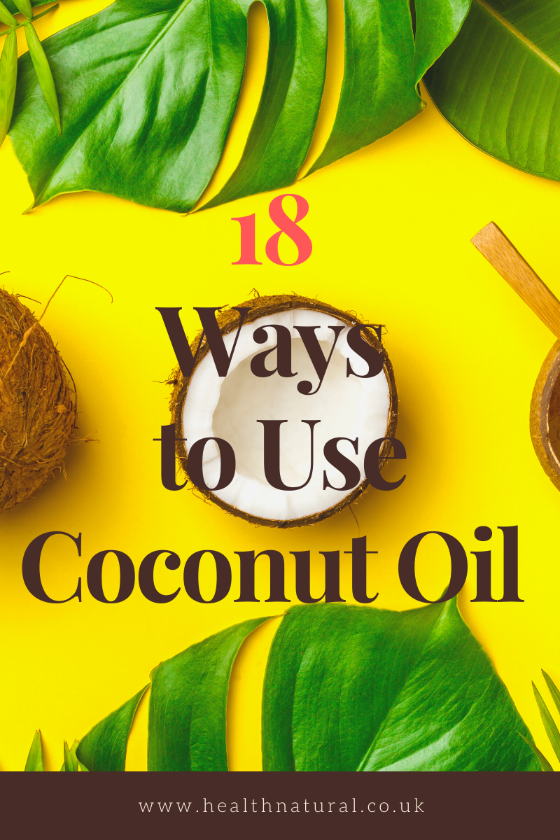Coconut oil might be the best investment you've ever made! It can replace multiple products and save you money. #coconutoil #health #naturalhealth #budget #moneysavingtips #Natural #nochemicals