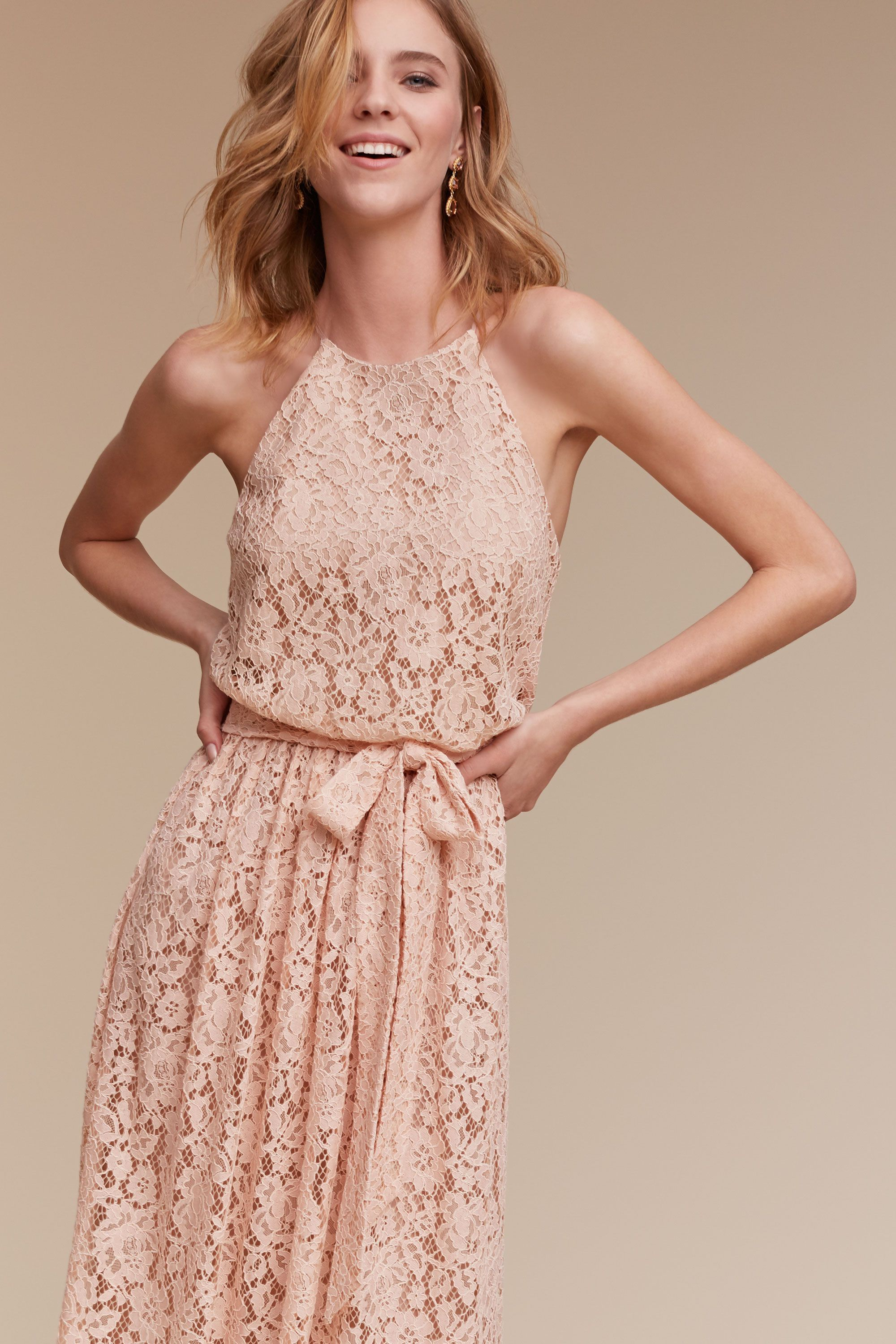 f4ca54dbaacf Alana Dress from @BHLDN I like the style of this matches Barn wedding...  and cute dress that can be worn always