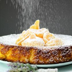 Flourless Lemon Cake Nigella
