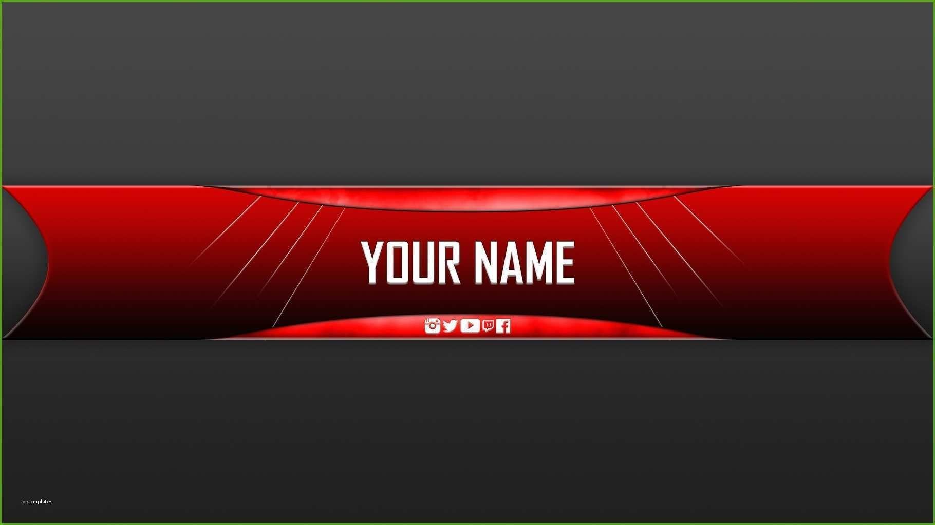 Youtube Banner Kanalbild Mit Photoshop