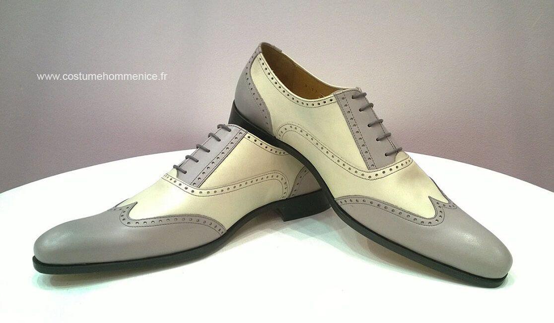 Chaussures Cuir Caralys Nice 30 Réalisables D'hommes Coloris En ikOXTwuPZ