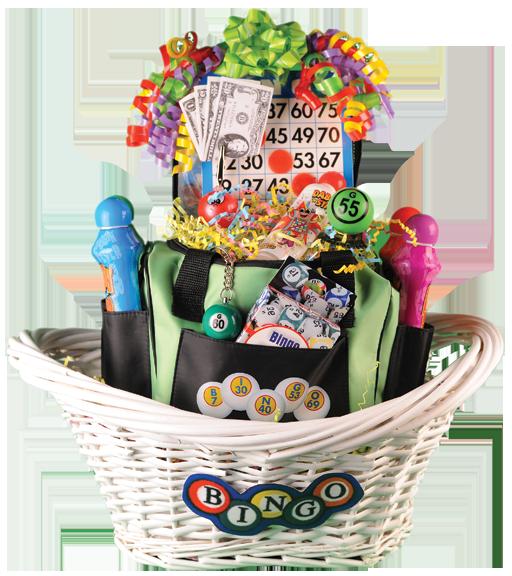Pin By Margaret Bennett On Bingo Diy Gift Baskets