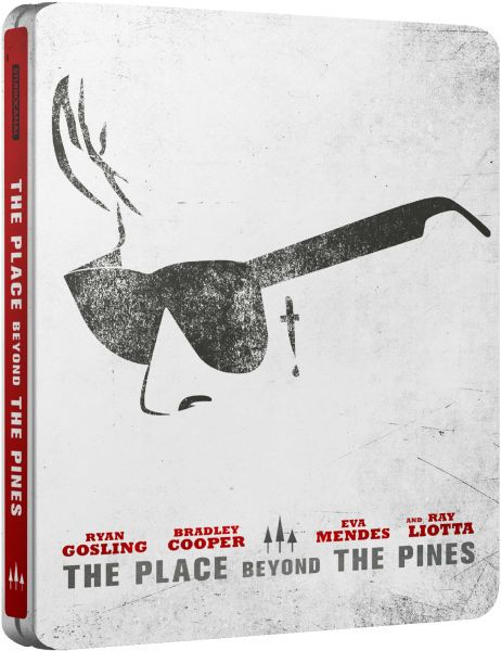 The Place Beyond the Pines Blu-Ray Steelbook (Zavvi Exclusive) | My ...