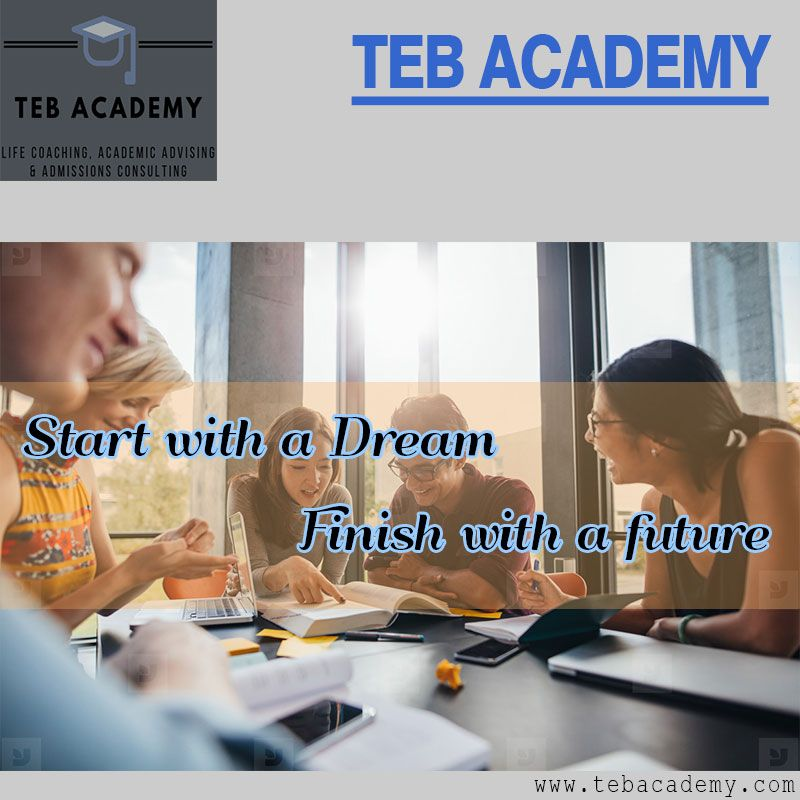 TEB Academy help all students and professionals, including
