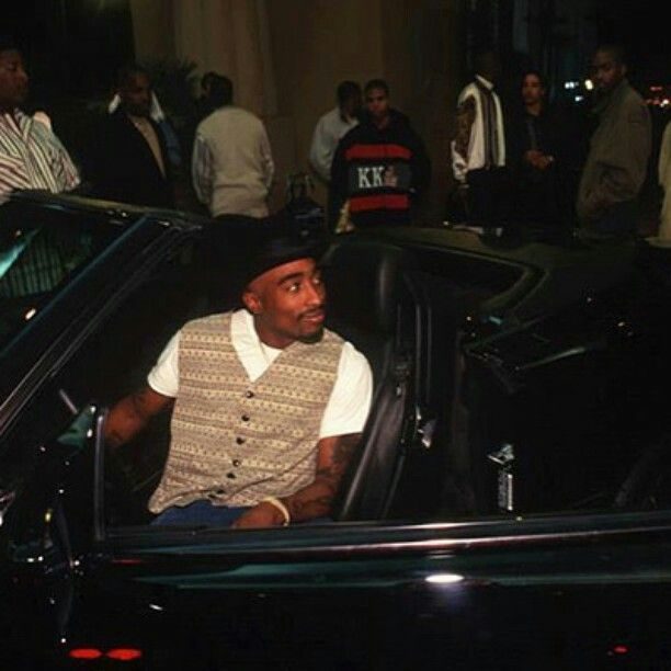 Tupac Shakur Picture Me Rollin