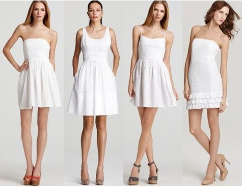 White Summer Dresses On Sale