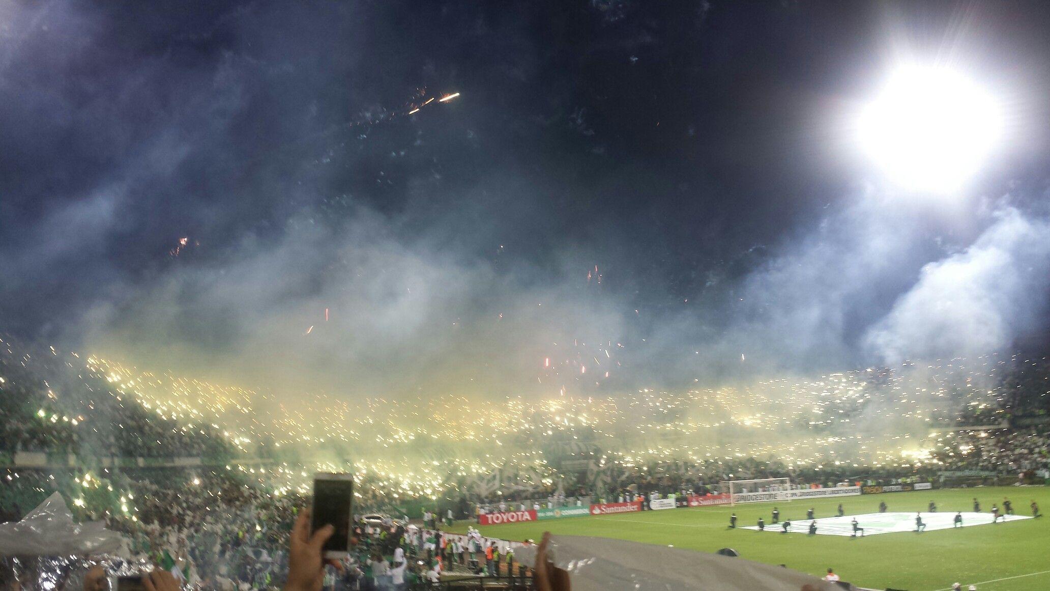 Atlético Nacional vs Independiente del Valle. Final Copa Libertadores 2016.