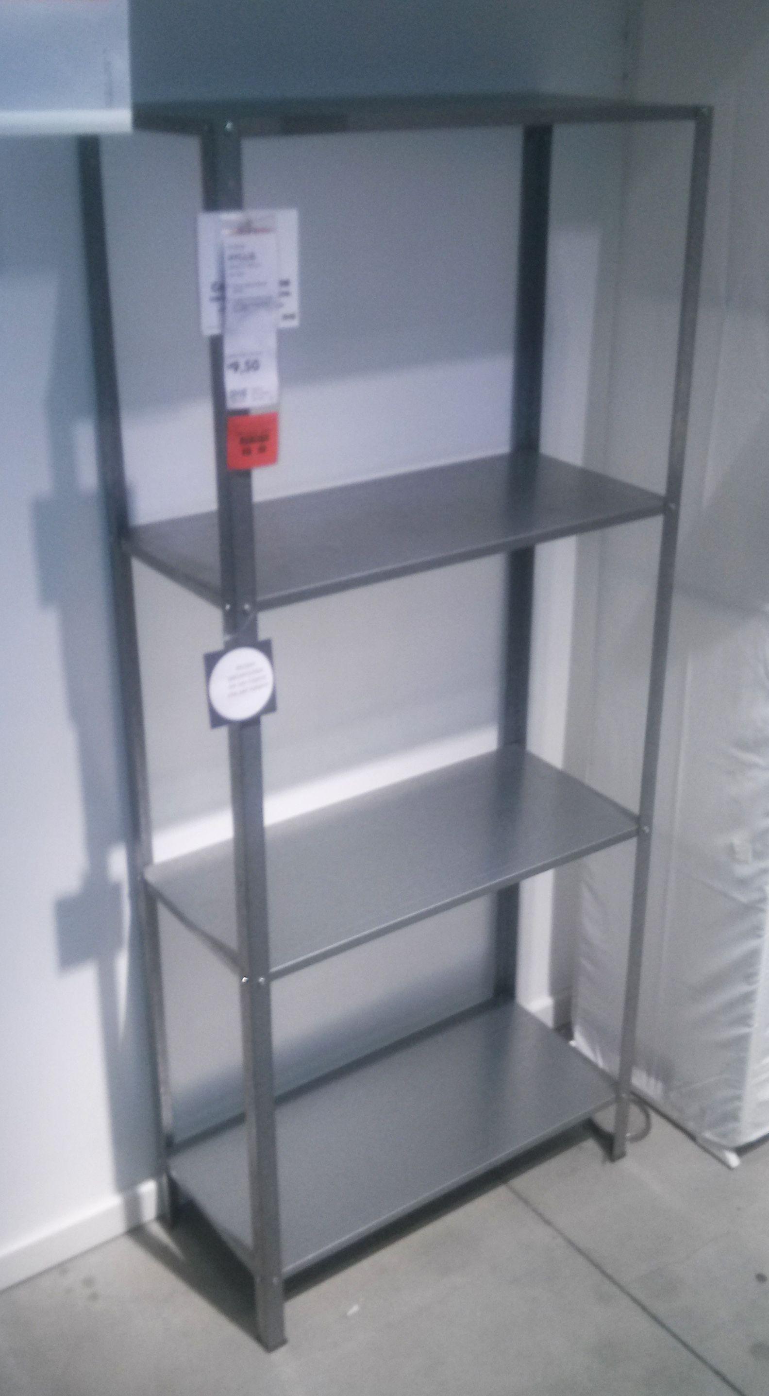 Ikea Scaffali Di Metallo.Scaffali Metallo 9 99 Ikea Home Sweet Home Scaffali Metallici